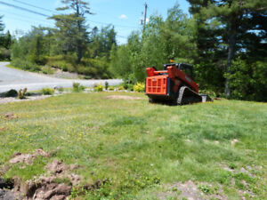 Looking for skid-steer operator and snow shoveler in bayers lake