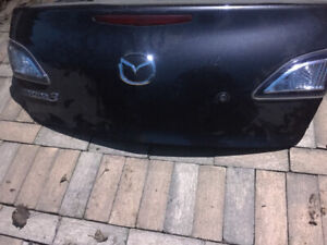 Used Trunk Lid For 2008 Mazda 3