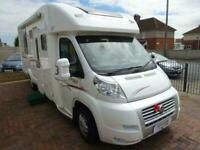 Rapido 7095 DF 3 Berth Low Profile End Washroom Island Bed 4 Seat Belt Motorhome for sale  Scunthorpe, Lincolnshire