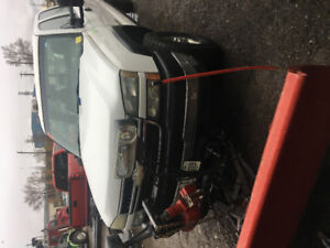 2006 Chevy 2500  with plow