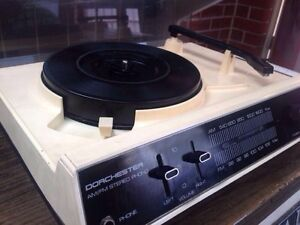 VINTAGE RECORD PLAYER -COMPLETE WITH FREE RECORDS  $75 Ono Athelstone Campbelltown Area Preview