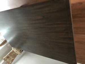 Ashley dining table 60x40 (with bench)