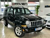 JEEP CHEROKEE LIMITED 2.8 CRD AUTO Limited 5dr 4X4 + FREE DELIVERY TO YOUR DOOR