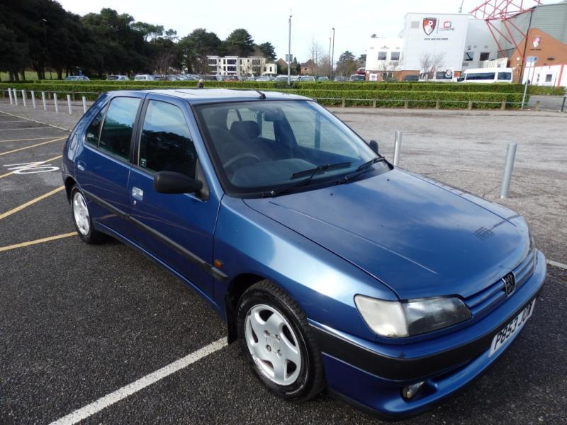 peugeot 306 1 9td d turbo 110110 miles in bournemouth dorset gumtree. Black Bedroom Furniture Sets. Home Design Ideas