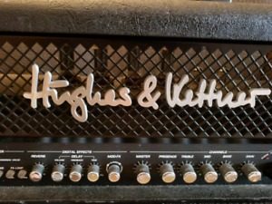 Hughes and Kettner Switchblade 100 tube head