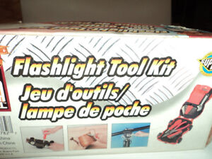 Vintage Flashlight Tool Kit-Reduced to $10.00