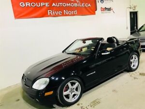Mercedes-Benz SLK-Class 2dr Kompressor Roadster 2.3L 2001