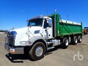 DZ Dump Truck Drivers Wanted - Long Term Work