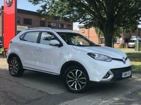2018 MG MOTOR UK GS 1.5 TGI Exclusive 5dr DCT HATCHBACK Petrol Automatic