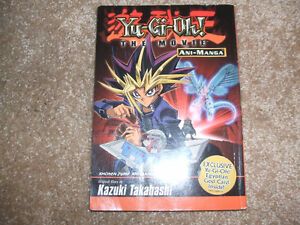 Yu-Gi-Oh - The Movie book---Ani-Manga-2004