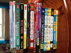 17 - youth books - Gr- 4 to 7 - wimpy kid/ Stilton & more London Ontario image 1
