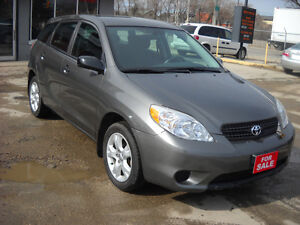 2006 TOYOTA MATRIX AUTOMATIC $ 6495 (FINANCING AVAILABLE)