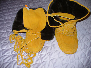 Native Hand made Mukluks