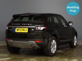 2012 LAND ROVER RANGE ROVER EVOQUE 2.2 SD4 Pure 5dr SUV 5 Seats