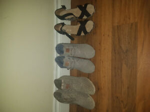 Toms shoe lot