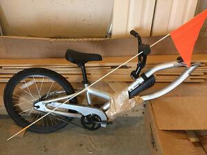 MEC Lift Trailer Bike - silver