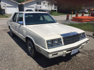 1986 Chrysler New Yorker! 64,000kms