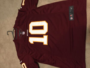 Washington Redskins NFL jersey Nike size Large (50) R. Griffin 3