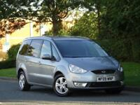 Ford Galaxy 1.8TDCi 2009 Zetec + 7 SEATER +FSH +FRONT+REAR PARKING SENS +2 KEYS