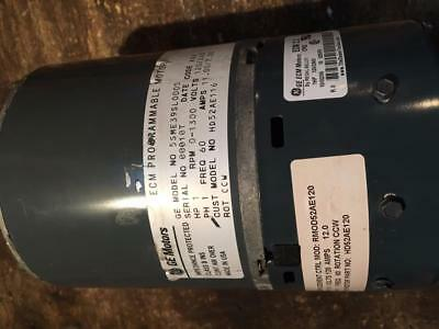 Carrier Bryant HD52AE116 1-HP Furnace blower motor and ECM 2.3 2006