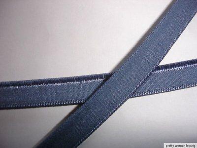 10m Gummiband 0,23€/m grau 8mm breit MN64