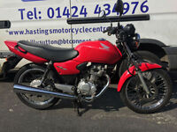 Honda CG 125-4 / CG125 Learner Legal Commuter / Nationwide Delivery