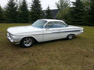 1961 impala bubble top