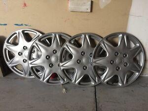 """17"""" hubcaps"""