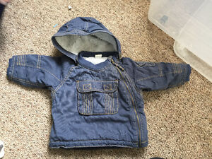 4-6 Month winter coat