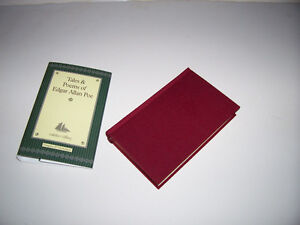 Tales & Poems of Edgar Allen Poe Book London Ontario image 2