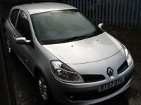 Renault Clio 1.2 16v I PREVIOUS OWNER,ONLY 77000 MILES DEC 2017 MOY