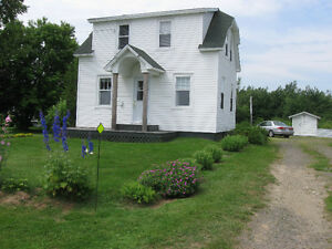 2 bedroom super clean starter home or cottage water view.