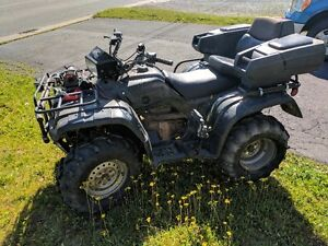 2000 Honda Foreman 450 With Papers - REDUCED PRICE
