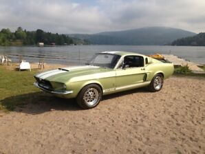Ford Mustang Shelby GT 500 Fastback 1967