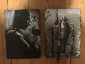 Steelbook - Call of Duty Black Ops 2 and Gears of War 2