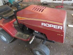 For Sale Roper Lawn Tractor $200