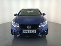 2015 65 HONDA CIVIC I-DTEC EX PLUS DIESEL 1 OWNER SERVICE HISTORY FINANCE PX