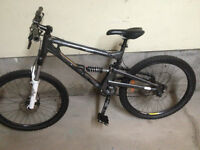 DeVinci X Saguaro mountain bike