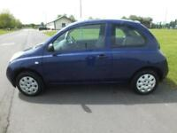 2003 (53) NISSAN MICRA 1.2 S 3DR