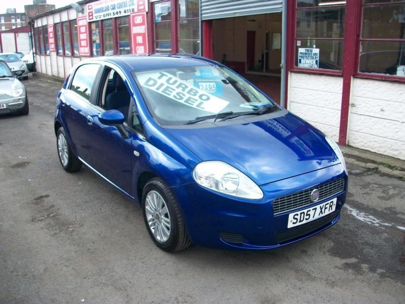 fiat grande punto 1 3 multijet 16v 90 dynamic in sunderland tyne and wear gumtree. Black Bedroom Furniture Sets. Home Design Ideas
