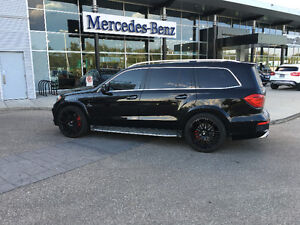 2013 Mercedes-Benz GL-Class 63amg SUV, Crossover