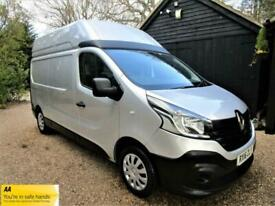RENAULT TRAFIC LH29 L2H2 1.6DCi BUSINESS ENERGY HIGH ROOF 120PS