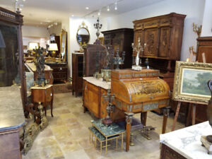 FRENCH ANTIQUES-EVERYTHING MUST GO