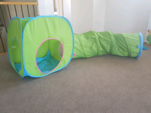 Ikea kids' tent and tunnel