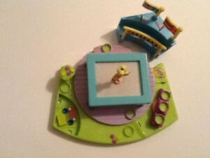 Vintage 1999 Polly Pocket Trampoline