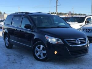 2010 Volkswagen Routan Highline 7 passagers, FINANCEMENT MAISON