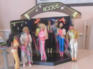 BEAUTIFUL OLDER COLLECTION OF BARBIES variable prices.