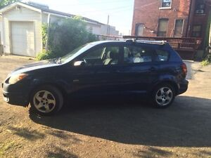 2005 Pontiac Vibe for sale as is