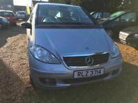 2006 Mercedes-Benz A150 1.5 CVT Classic SE AutomaticFull Mot Low Miles 67k