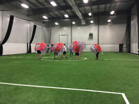 Bulldawgball Bubble Soccer